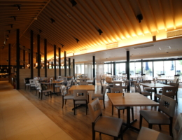 宮古島 ホテル内ビュッフェレストラン